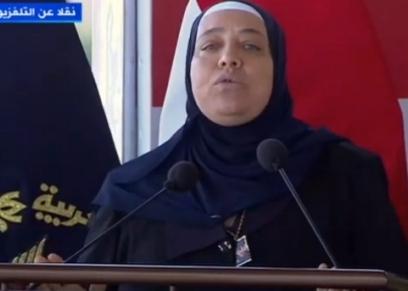 والدة الشهيد محمد كريم