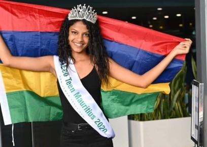 الغردقة تستضيف ملكة جمال العالم للسياحة والبيئة للمراهقات ميس ايكو