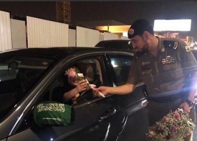 40 ألف رخصة قيادة للنسا بالسعودية