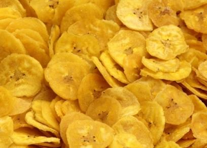 شبيسي الموز المقلي