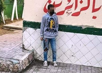 منع طالب من دخول الامتحان ببنطلون مقطع