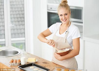 البدائل البيض في صنع الكيكة