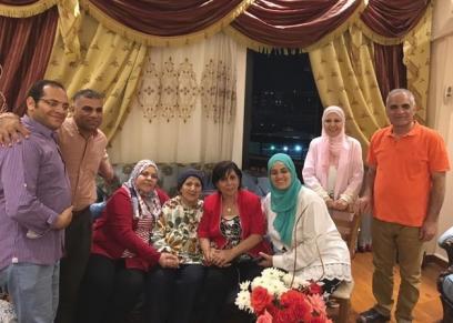 أسرة وفية أحمد العطيفي