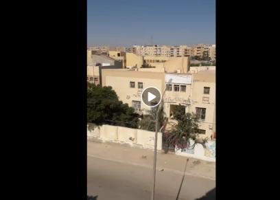جانب من فيديو صريخ أطفال دار الفتوح