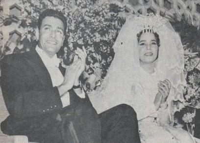 في ذكرى ميلاد ماجدة.. خطبها  شيبوب  وتزوجت من إيهاب نافع وطُلقت في رقصة