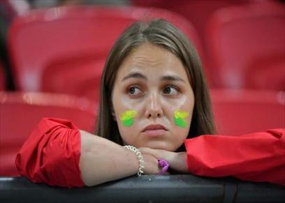 مشجعات البرازيل