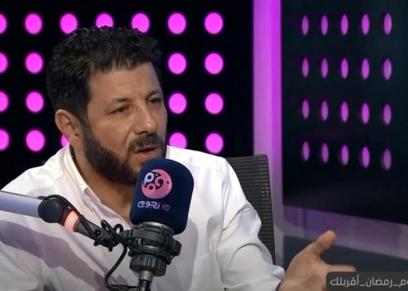 الفنان إياد نصار