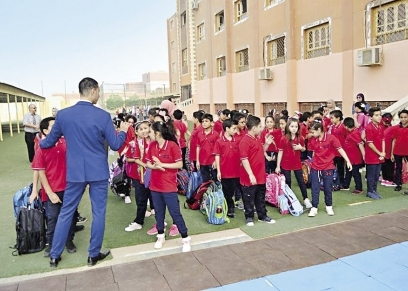 العملية التعليمية فى مصر