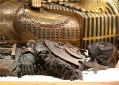 مومياوات فرعونية