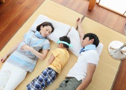 فوائد وأضرار النوم بجانب المروحة
