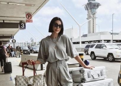 ارتداء  الجمبسوت  في صالات المطار