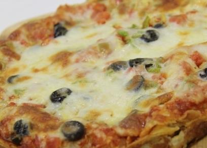 رقاق بيتزا