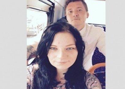 لظروف الحياة الصعبة زوجان يقرران الإنتحار تحت عجلات القطار