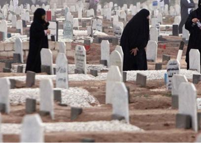 حكم زيارة النساء للمقابر في العيد