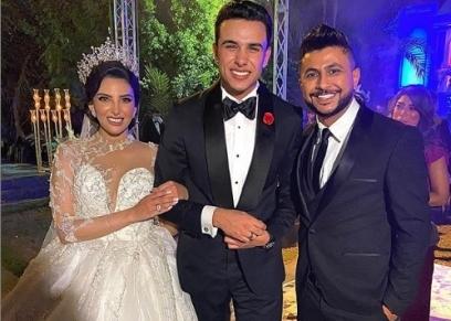 حفل زفاف آيسل خالد