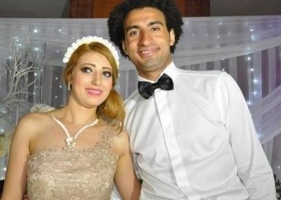 علي ربيع وندى محمود