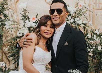 زفاف شقيقة محمد رمضان