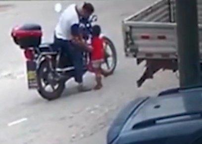 تاجر اعضاء بشرية يحاول اختطاف طفلة 3 سنوات لبيع اعضائها