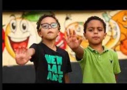طلاب مدرسة بورسعيد للغات يوعوا زملائهم بخطورة التنمر