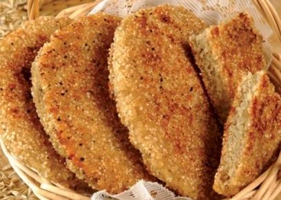 طريقة عمل خبز الشعير