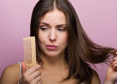 استخدام الشامبو الجاف في التخلص من زيوت الشعر