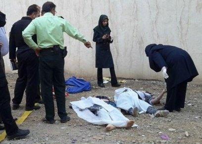 انتحار طفلة ايرانية