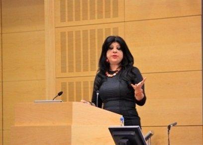 الدكتورة إيمان بيبرس