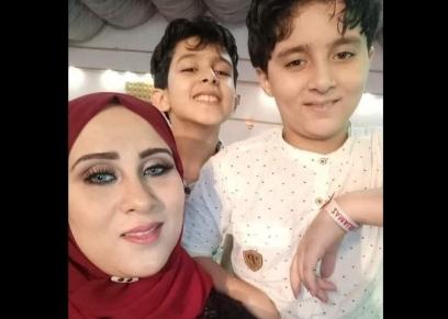 اختفاء الأم حياة صبحي جعفر