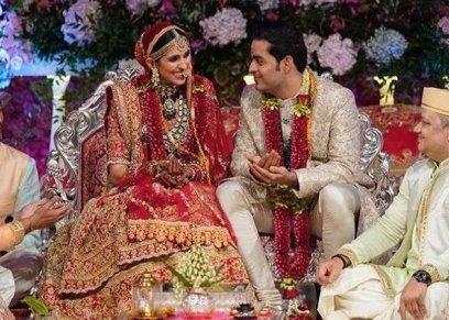 بالصور والفيديو| زفاف نجل أغنى رجل في الهند بحضور مشاهير العالم