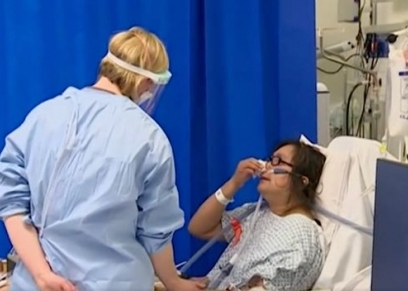 ممرضة توفيت بكورونا