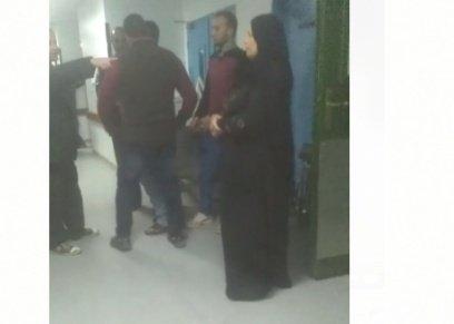 صورة من داخل العناية المركزة بمعهد ناصر