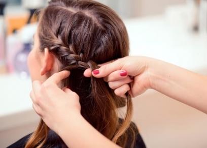 احذري عقد «الضفيرة» في شعر بنتك