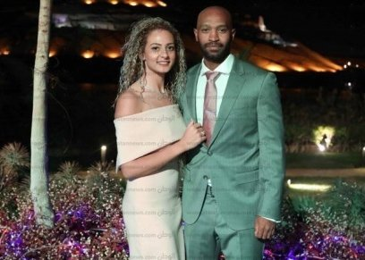 شيكابالا وعروسه