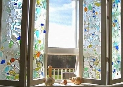 بالصور| الزجاج في ديكور منزلك بشكل مختلف