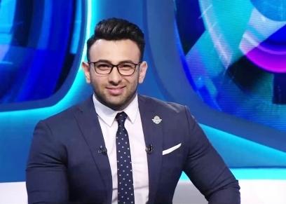 إصابة الإعلامي إبراهيم فايق بالجلطة الرئوية