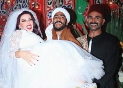 مشهد الزفاف في مسلسل موسى