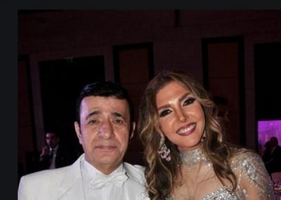 نادية مصطفى وأركان فؤاد