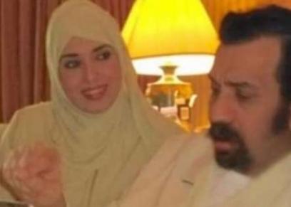 جيهان نصر وزوجها