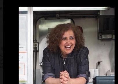 دينا دانيال تؤسس مطعم للأكل المصرى في امريكا