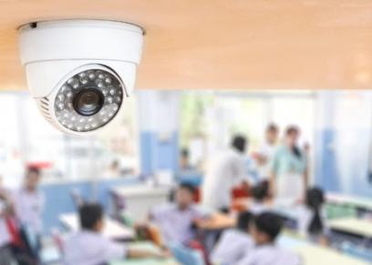 اقتراح تركيب كاميرات مراقبة داخل الفصول
