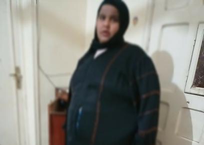 خيرية أحمد تعاني من السمنة