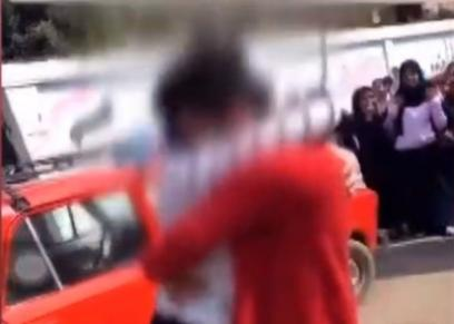جزء من مقطع الفيديو
