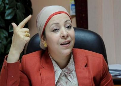 نهاد أبو القمصان المحامية بالنقض ورئيس المركز المصري لحقوق المرأة