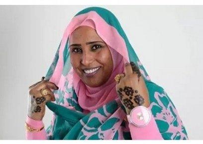 الكاتبة السودانية داليا إلياس