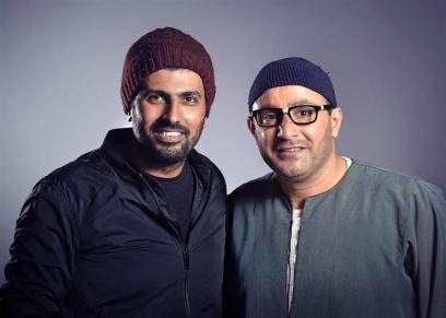 أحمد السقا ومحمد سامي