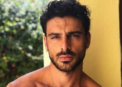 الممثل الإيطالي ميشيل موروني