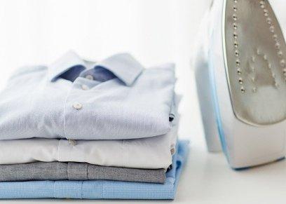 طرق مختلفه وسريعه لتظيف ياقة القميص