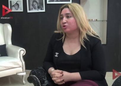 خبيرة الأزياء شيماء الحسيني