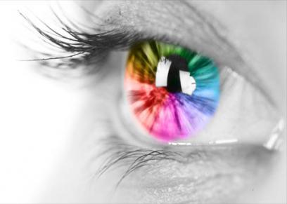 اعراض عمى الألوان