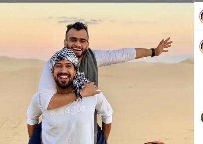 عمرو راضي ومصطفى حفناوي